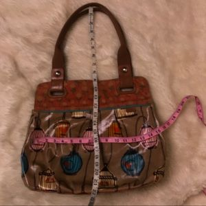 Fossil Bags - Fossil Bird Cage Purse Should Bag